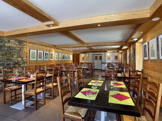 Chalet hotel vacca park - restaurant