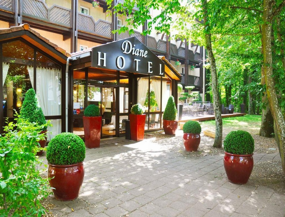 Hotel diane - seminario hotel lorraine