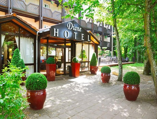 Hotel diane - seminar hotel lorraine