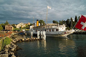 Hotel Restaurant du Port - Ambiente