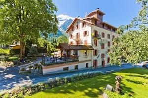Aiguille du Midi - Seminario Mont Blanc Hotel