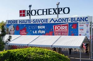 Rochexpo - Exterior