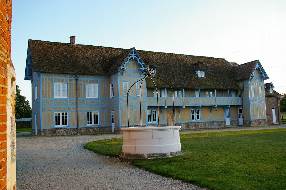 Château de tilly - manoir normand