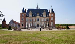 Seminarraum: Château de Tilly -