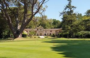 Golf Club Château l'Arc - Esterno