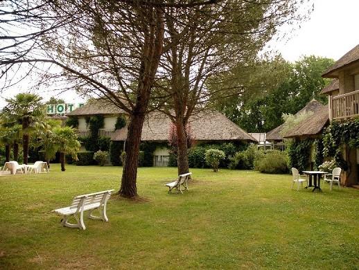 Il cottage del bosco - giardino