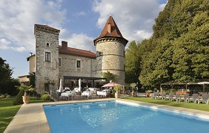 Château Chapeau Cornu - Sie können klicken, um das Foto zu vergrößern