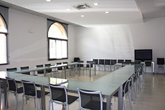 Slaughterhouses - museum of contemporary art and frac occitanie-toulouse - boardroom