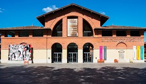 Les Abattoirs - Museum of Contemporary Art and Frac Occitanie-Toulouse - Exterior