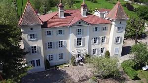 Castello di Chaulnes - Facciata