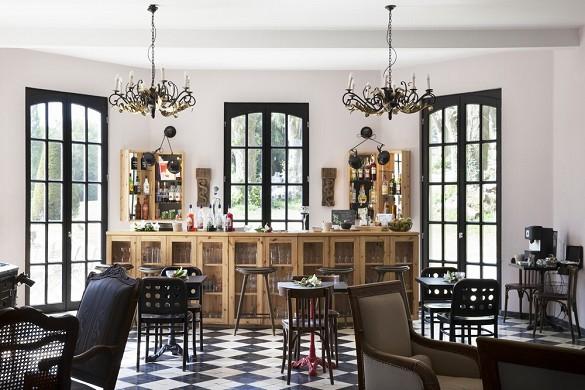 Gli stagni di Saint-Aubin - bar