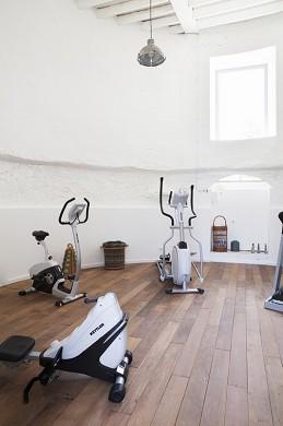 Gli stagni di Saint-Aubin - area fitness