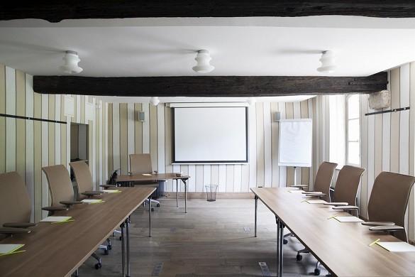 Gli stagni di Saint-Aubin - sala riunioni