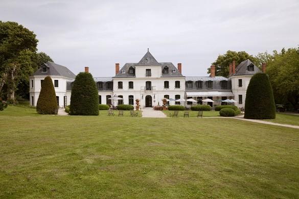 Gli stagni di Saint-Aubin - il seminario del castello