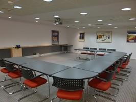 EDF Electropolis Museum - Seminar room