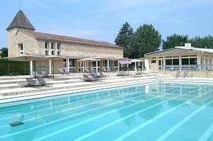 Sala de seminarios: Domaine Residentiel de Mazières -