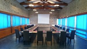 Sala seminari: Domaine Residentiel de Mazières -