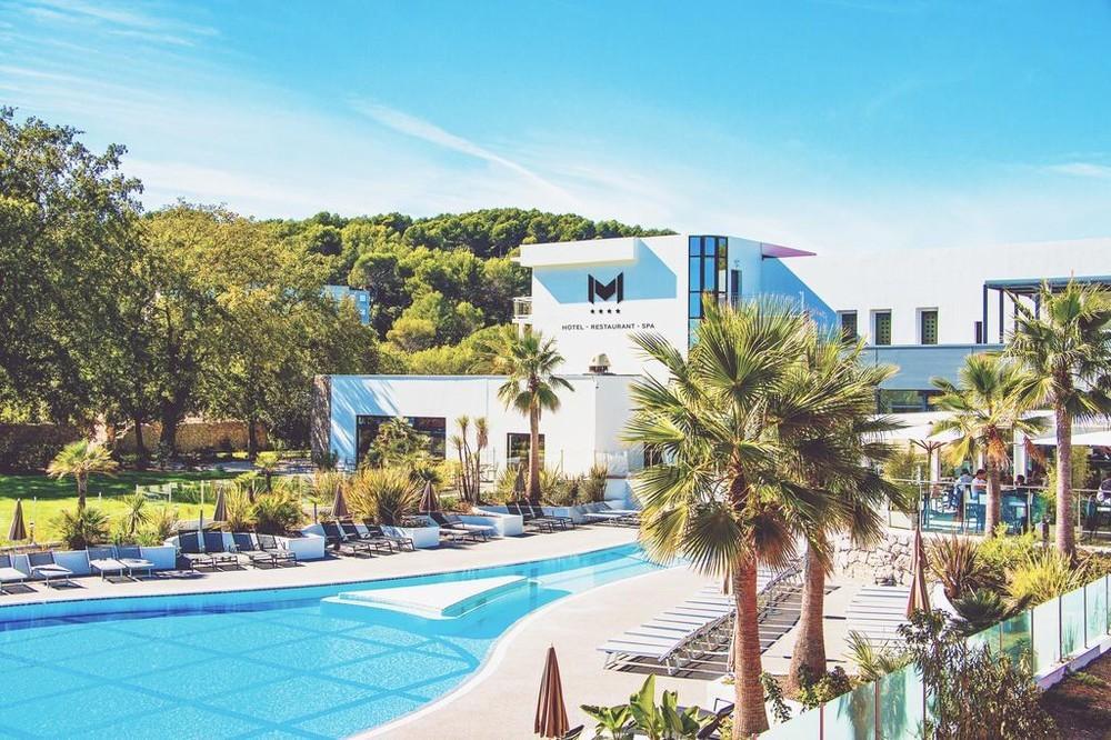 Mouratoglou Hotel Resort - außen