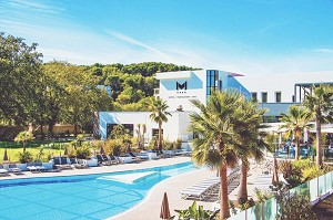Mouratoglou Hotel Resort - Esterno