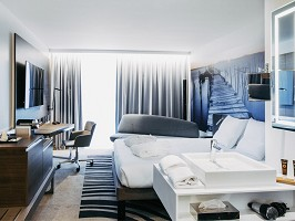 Novotel Paris Coeur d'Orly Airport - Habitación moderna