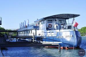 Barco Bellona - Barco seminario Lyon