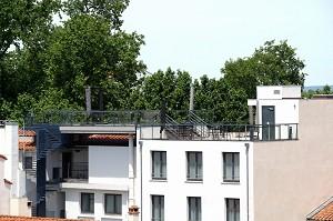 Dali Hôtel - Hotel para seminarios con azotea