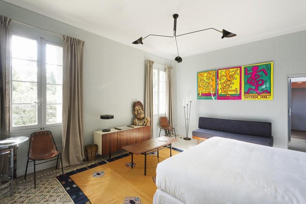mas de lafeuillade salle s minaire montpellier 34. Black Bedroom Furniture Sets. Home Design Ideas