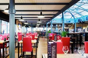 Hallegria - Restaurant room
