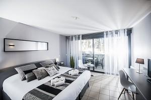 Sehr komfortable Zimmer 30m²