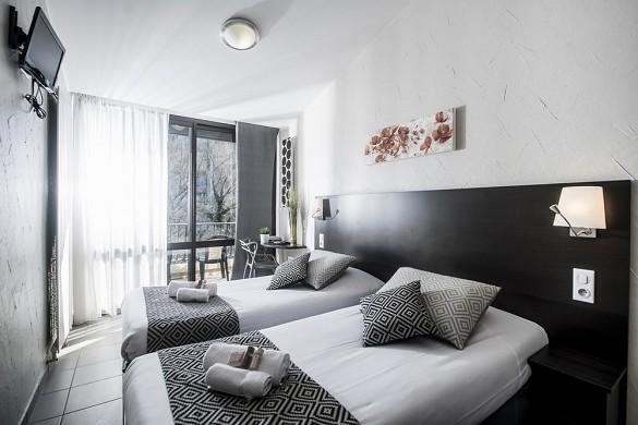 Domaine lou capitelle und Spa - Komfortzimmer 18m²
