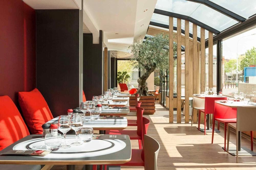 Ibis paris gennevilliers salle s minaire saint denis 93 for Restaurant 24h paris