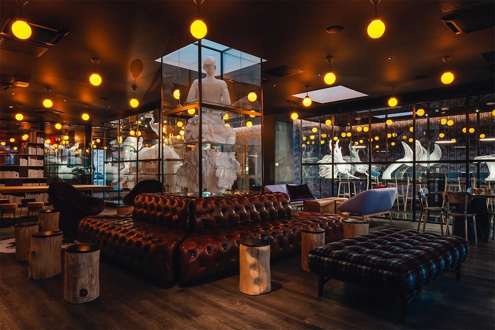 Kwerk Charity - Lounge