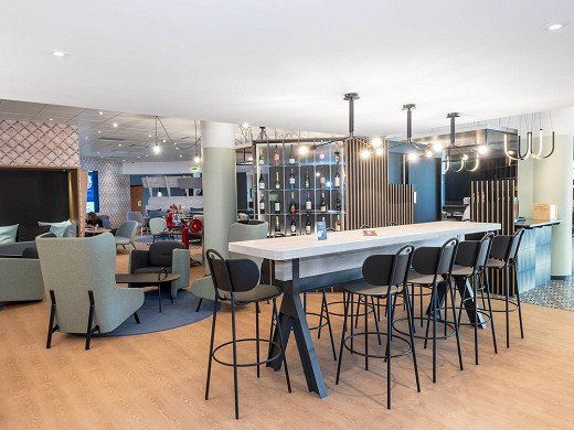 Novotel marne la vallee noisy le grand - bar