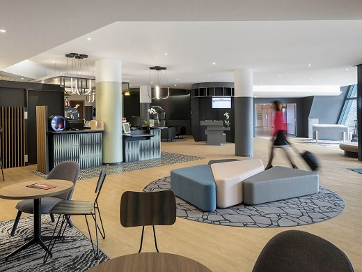 Novotel marne la vallee noisy le grand - hall