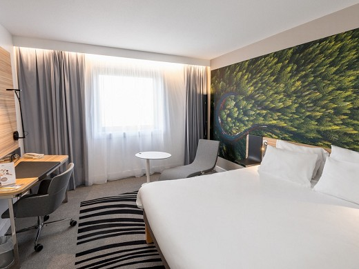 Novotel marne la vallee noisy le grand - room