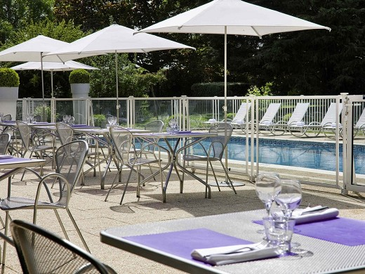 Novotel marne la vallee noisy le grand - swimming pool