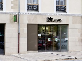 Ibis Styles Chalons en Champagne Center - Home