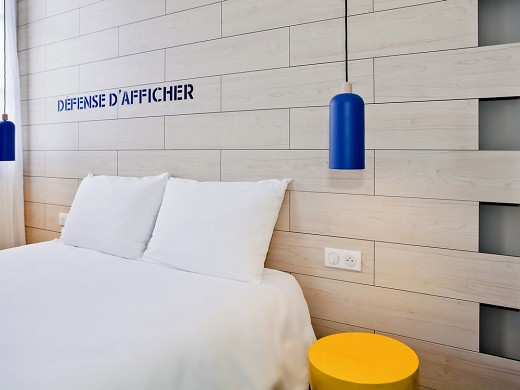 Ibis styles chalons en champagne centre - chambre