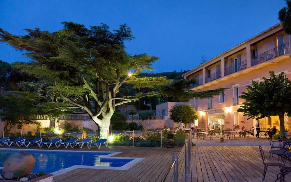 Les jardins du c dre salle s minaire perpignan 66 - Hotel avec jacuzzi dans la chambre pyrenees orientales ...