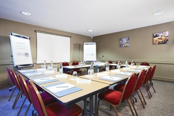 Piacere Campanile - sala riunioni