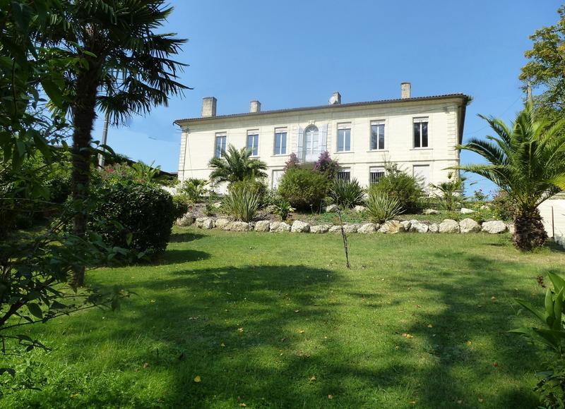 Seminarraum: Château Bouchereau -