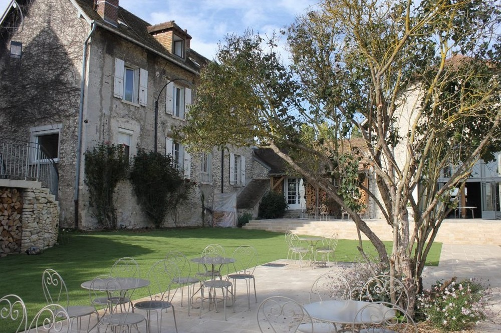 Der Clos de l'orangerie - Seminarplatz yvelines