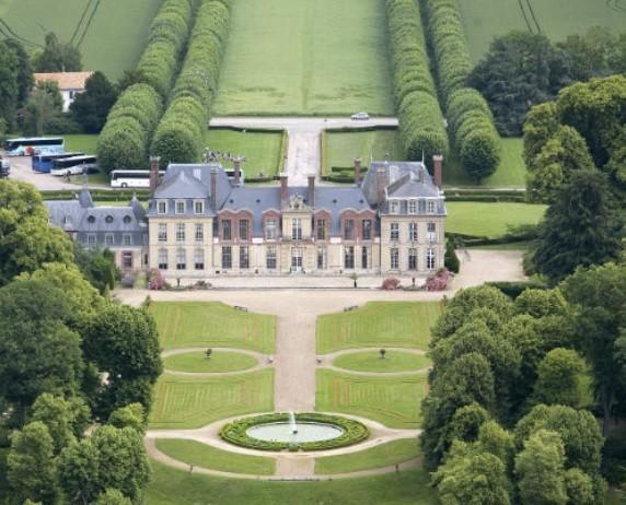 Castillo de Thoiry -