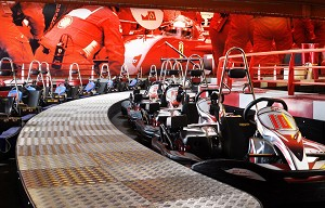 Speed Park - Teambuildingplatz in den Yvelines