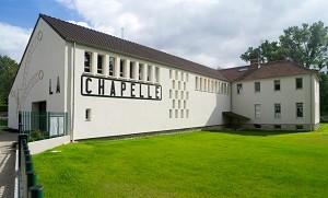 Die Chapelle de Clairefontaine - Atypischer Seminarort