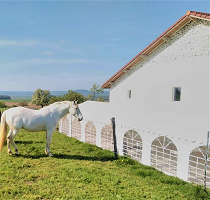 The Vaudemont Stable - Attypical Location