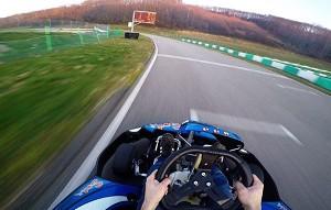 Laquais Karting - Track