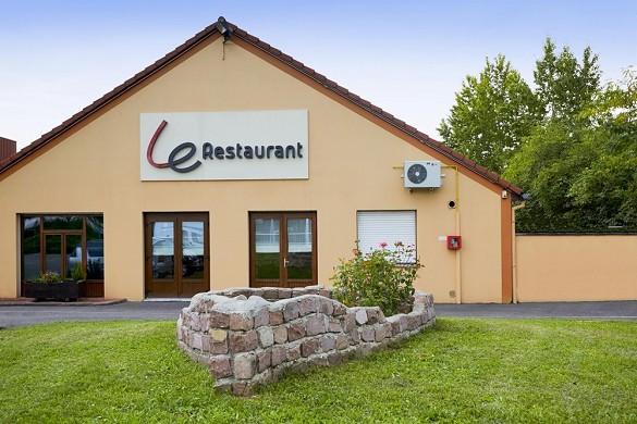 Centro esposizioni campanile colmar - ristorante
