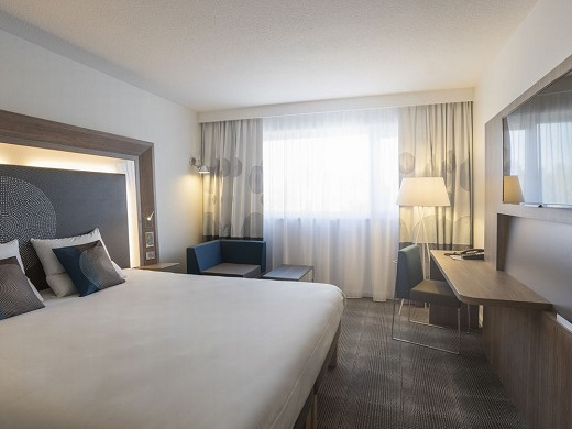 Novotel paris nord expo aulnay - chambre