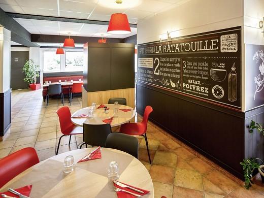 Ibis Cherbourg La Glacerie - Restaurant